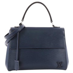 Louis Vuitton Cluny Top Handle Bag Epi Leather MM