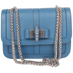 Louboutin Sweet Charity Bag - blue