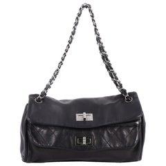 Chanel Double Mademoiselle Flap Bag Lambskin Medium