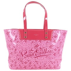 Louis Vuitton Voyage Tote Cosmic Blossom PM