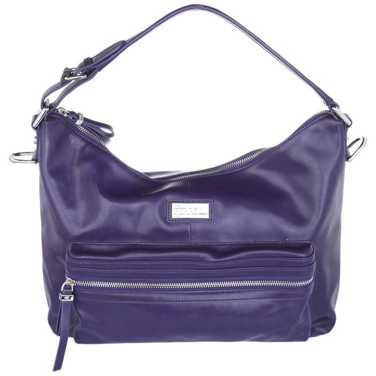Ferre Women Shoulder Bag Coriandolo Ultraviolet Ux5bji U625 For