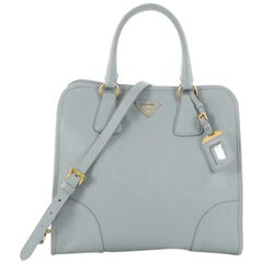Prada Convertible Shopping Tote Saffiano Leather Large