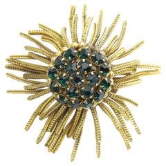 Napier Starburst Pin