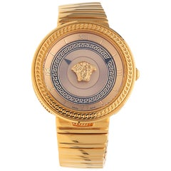 Versace Damenuhr V-METAL ICON Pink Gold VLC090014