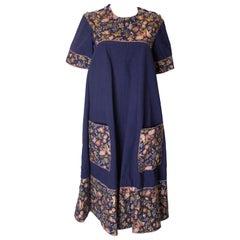 Vintage Anna Belinda Of Oxford Dress