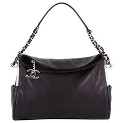 Chanel Ultimate Soft Hobo Quilted Leather Medium
