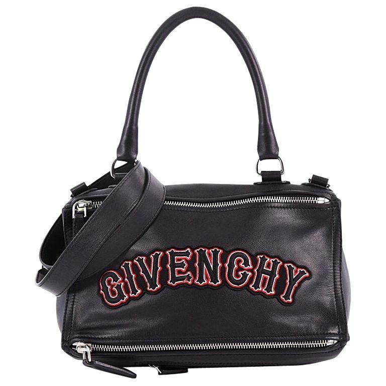 83e1f8f62e2 Givenchy Pandora Bag Patchwork Leather Medium at 1stdibs