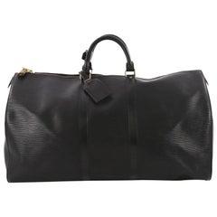 Louis Vuitton Keepall Bag Epi Leather 60