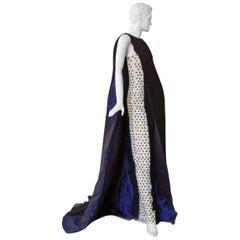 Antonio Berardi Rare Embellished Monastic Tabard Cady Dress Gown  NWT