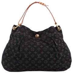 Louis Vuitton Daily Handbag Denim PM