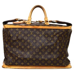 Louis Vuitton Brown Monogram LV 50cm Cruise Travel Duffle Bag Unisex