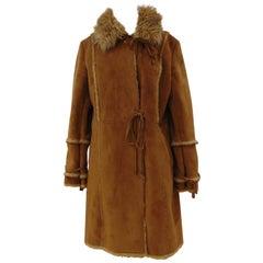 Balmain Brown Coat