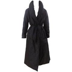 Pinuccia Botondi Black Coat