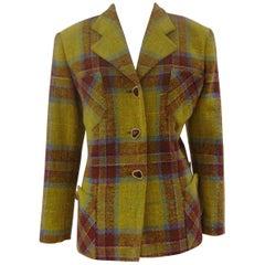 Mimmina Multicoloured Wool Jacket
