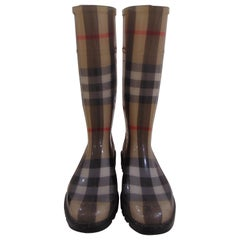 Burberry Boots Galoshes