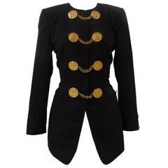 Rena Lange Black Jacket