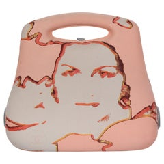 Rare Chanel Classic Millenium Mademoiselle Corset Handbag