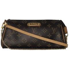 Louis Vuitton Monogram Eva Crossbody Shoulder Handbag