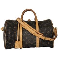 Louis Vuitton Monogram Sofia Coppola SC MM Shoulder Travel Handbag