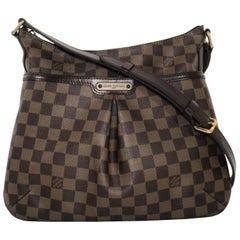 Louis Vuitton Damier Ebene Bloomsbury PM Crossbody Shoulder Handbag