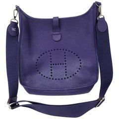 Hermes Evelyne GM Purple