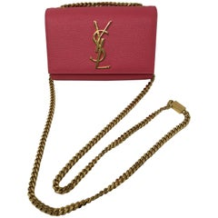 YSL Mini Pink Crossbody