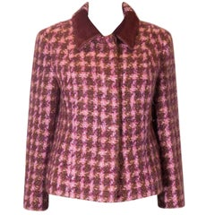 Vintage Jean Patou  Wool Jacket