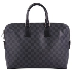 Louis Vuitton Porte-Documents Jour Bag Damier Graphite