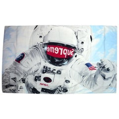 Supreme 2015 Collector's Astronaut Cotton Beach Towel Unisex