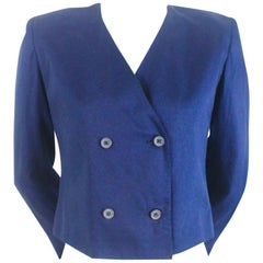 Stephen Sprouse Cropped Jacket