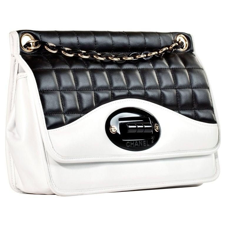 5829f1cc5d36dc Chanel Old Medium Crystal Boy Bag Metallic Bronze Goatskin Ruthenium  Hardware. HomeFashionHandbags and PursesShoulder Bags. Chanel Two Tone  Black and White ...