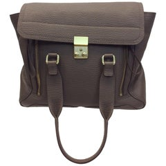 Phillip Lim Taupe Leather Hangbag