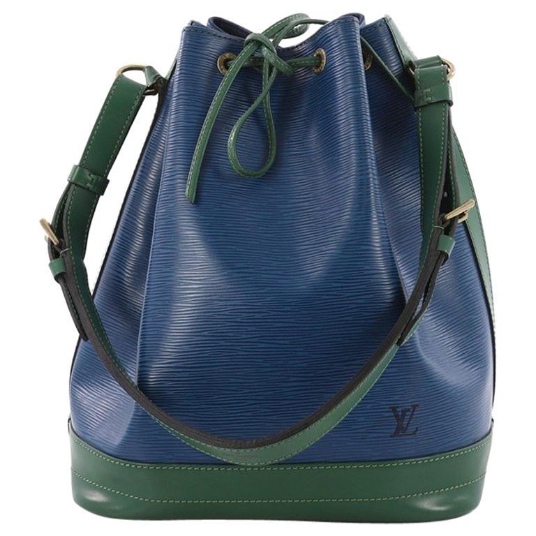 afdb3305256e Louis Vuitton Bicolor Noe Handbag Epi Leather Large at 1stdibs