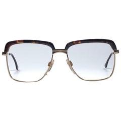 Vintage Köln Optik Genuine Tortoiseshell & Gold Frame RX Reading Koln Glasses