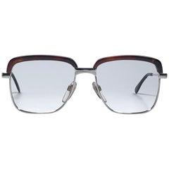Vintage Köln Optik Genuine Tortoiseshell & Silver Frame RX Reading Koln Glasses