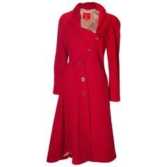 Vintage Red Vivienne Westwood Coat