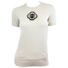 Chanel 2009 A Cashmere Pullover Sweater