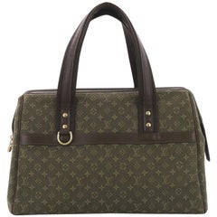 Louis Vuitton Josephine Handbag Mini Lin GM