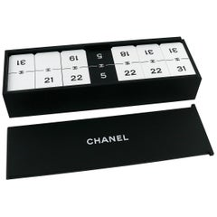 Chanel Domino Deck Set
