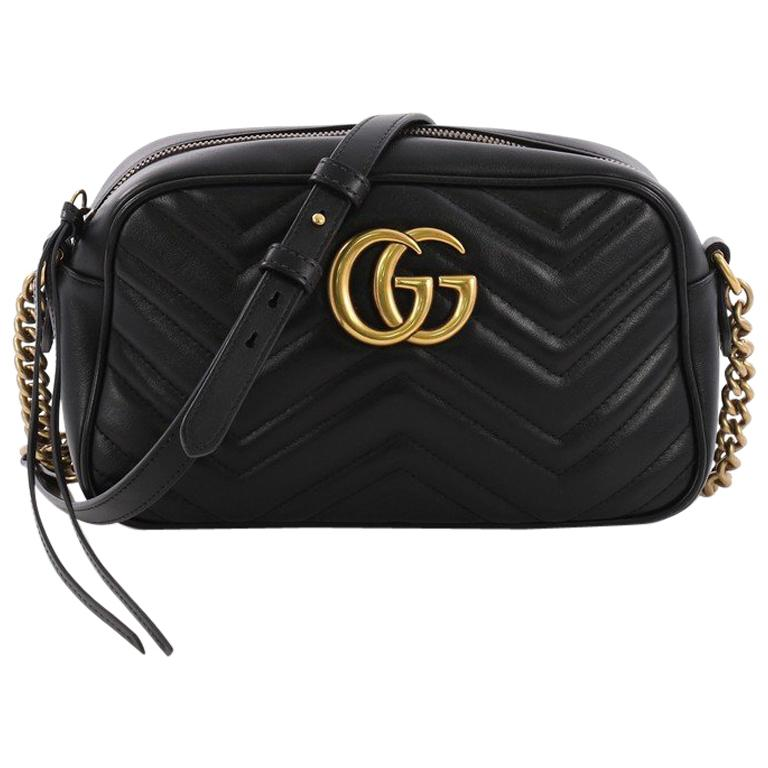 3f12789b8890b StartseiteModeHandtaschen und PortemonnaiesUmhängetaschen. Gucci GG Marmont  Umhängetasche aus Matelasse Leder