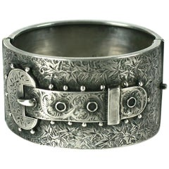 Victorian English Aesthetic Cuff