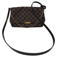 Louis Vuitton Favorite MM Damier Ebene Crossbody