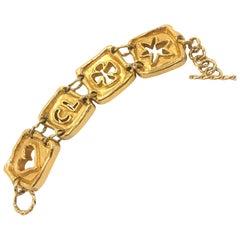 Christian Lacroix Vintage 1990s Cuff Bracelet
