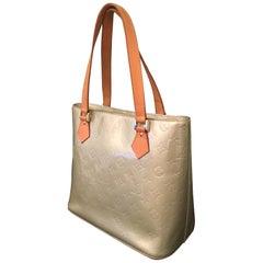 Louis Vuitton Vernis Houston Tote Handbag