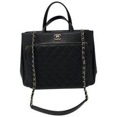 Chanel Black Affinity Bag