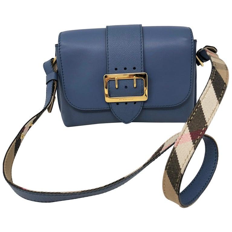 3525728ea5ec Burberry Crossbody Bag at 1stdibs