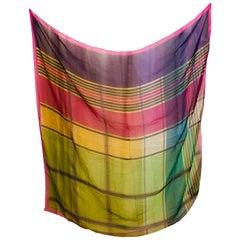 Emporio Armani Silk Scarf