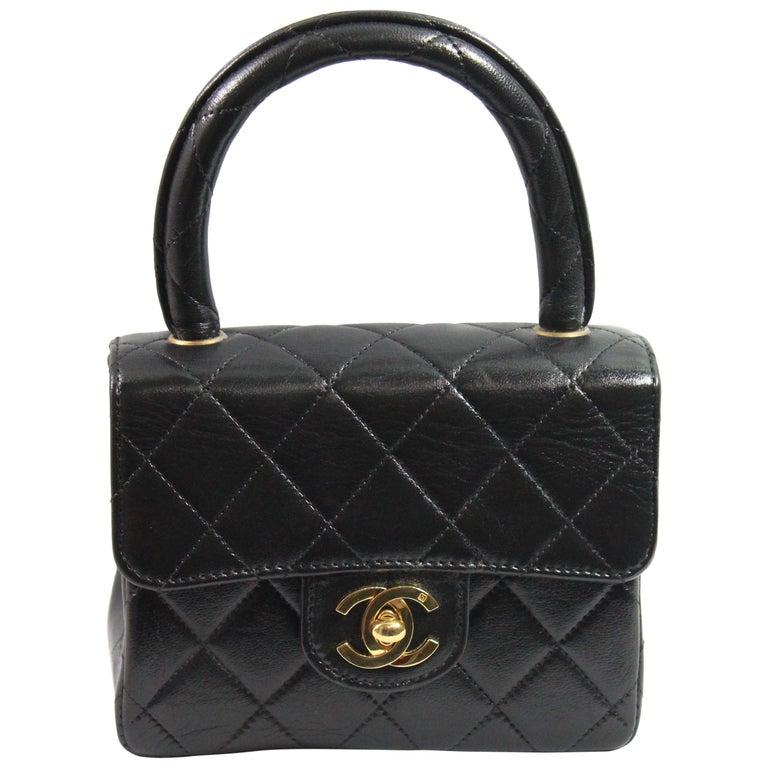 Nano Vintage Chanel Mademoie Bag For