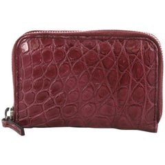 Gucci Card Holder Crocodile