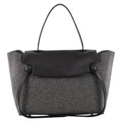 Celine Belt Bag Felt and Leather Medium